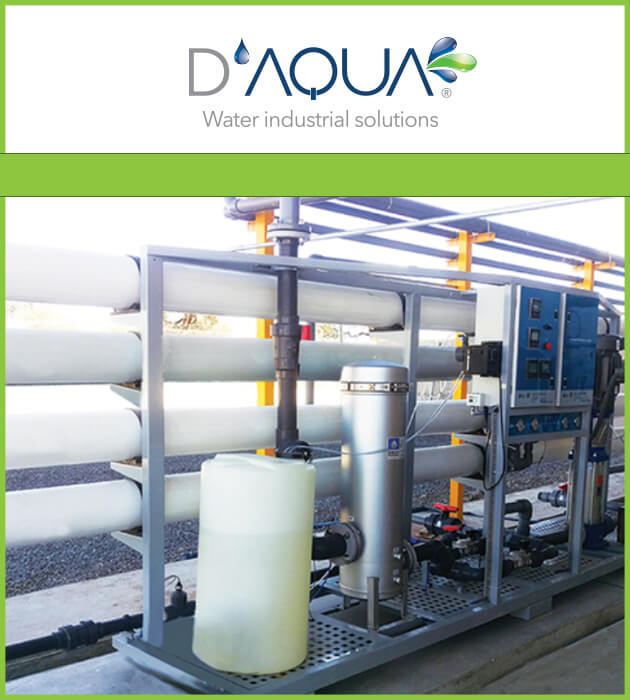 water industrial solutions